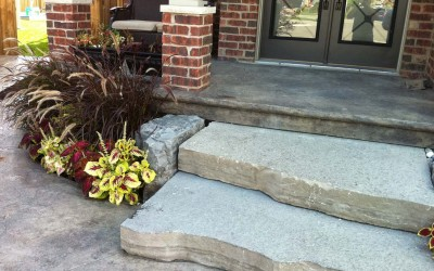 natural stone steps edited